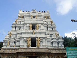 Tirupati - Mangapura Tour Photos