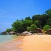 Beach At Perhentian Kecil Island