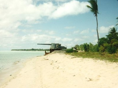 Beach In Tarawa