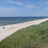 Beach On The Baltic Coast