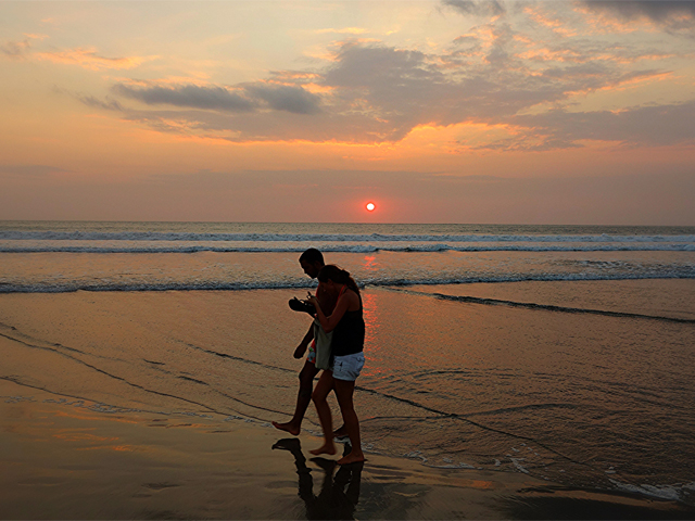 Bali Honeymoon Package Photos