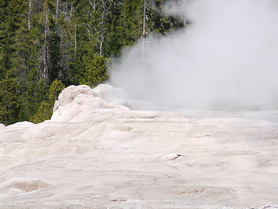 Bead Geyser