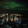 Beautiful Northern Lights In Nuuk