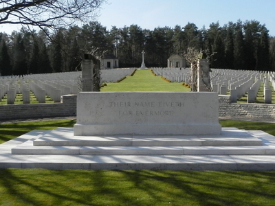 Becklingen War Cemetery