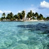 Belize English Caye