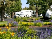 Bend Sisters Garden RV Resort