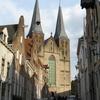 Bergkerk Deventer Vanuit Bergstraat
