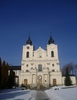 Bernardine Church In Dukla Poland