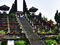 Besakih Mother Temple Tour & The Royal Court of Justice - Bali