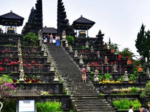 Besakih Mother Temple Tour & The Royal Court of Justice - Bali Fotos