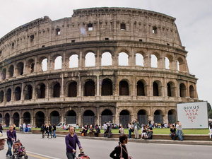 Rome Super Saver: Colosseum and Ancient Rome with Best of Rome Afternoon Walking Tour Photos