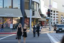 Beverly Center Corner