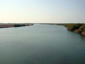 Bhadar River