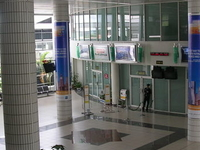 Bandar Seri Begawan Brunei Internacional. Aeropuerto