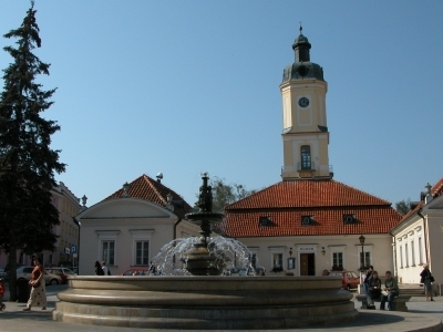 Biaystok's Town Hall