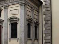 Ambrosian Library (Biblioteca Ambrosiana)