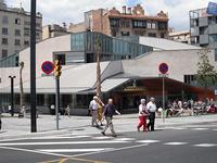 Plaça de Lesseps
