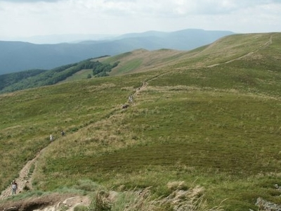 Bieszczady Mountains