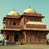 Birbal House View - FS - Agra