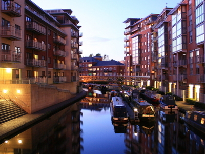 Birmingham Canalside Apartments