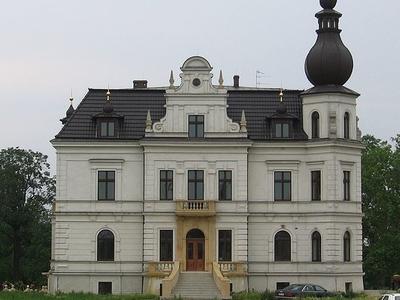 Biskupice's Palace Poland