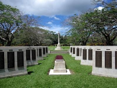 Bita Paka War Cemetery - Solomon Island - Papua New Guinea