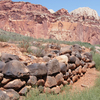 Black-Boulder Fence - South Fruita Vista Trail