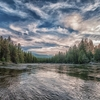 Blackfoot River In Montana