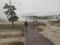 Black Sand Basin Trail