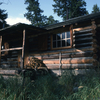 Blacktail Patrol Cabin - Yellowstone - USA