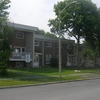 A Row Of Public Housing
