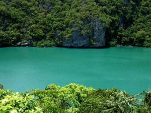 Blue Lagoon National Park