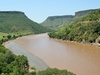Blue Nile Gorge In Ethiopia