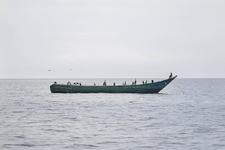 Boat @ Lake Victoria