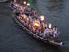 Boat Procession Tenjinmatsuri