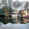 Boats At Vancouver Docks