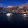 Boats On Apache Lake