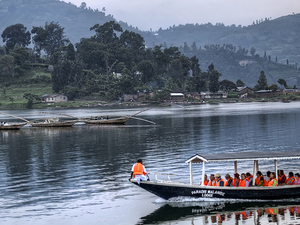 3 Days Rwanda Game Drive & Boat Trip on Lake Ihema Photos