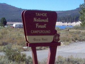 Tahoe Boca Rest Campground