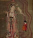 Bodhisattva Leading A Lady Towards The Pure Lands