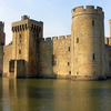 Bodiam Castle - East Sussex UK