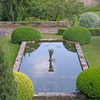 Reflecting Pool In Lower Garden