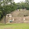 Bonampak Pyramid - Chiapas - Mexico