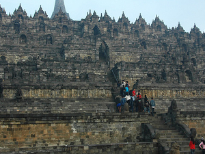 Borobudur Tour Photos