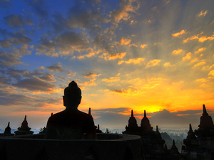 BOROBUDUR SUNRISE TOUR Photos