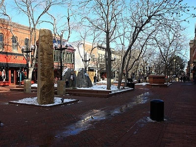 Boulder Downtown - Colorado CO