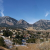 Boulder Pano From Fairview H S Cropped