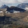 Boulder Peak - Glacier - USA