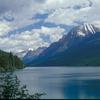 Bowman Lake Campsite