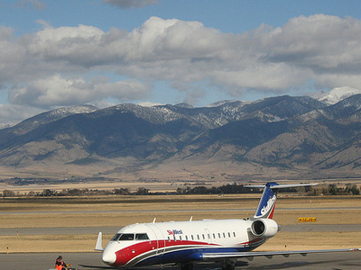 Bozeman Yellowstone International Airport